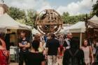 Brangi jo brangi Valmiermuižas parkā aizvadīts etnofestivāls SVIESTS 2019, kurā uzstājās pasaulē atzīti pašmāju mākslinieki 11