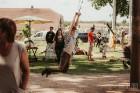 Brangi jo brangi Valmiermuižas parkā aizvadīts etnofestivāls SVIESTS 2019, kurā uzstājās pasaulē atzīti pašmāju mākslinieki 12