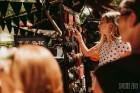 Brangi jo brangi Valmiermuižas parkā aizvadīts etnofestivāls SVIESTS 2019, kurā uzstājās pasaulē atzīti pašmāju mākslinieki 15