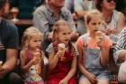 Brangi jo brangi Valmiermuižas parkā aizvadīts etnofestivāls SVIESTS 2019, kurā uzstājās pasaulē atzīti pašmāju mākslinieki 23