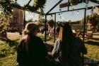 Brangi jo brangi Valmiermuižas parkā aizvadīts etnofestivāls SVIESTS 2019, kurā uzstājās pasaulē atzīti pašmāju mākslinieki 25