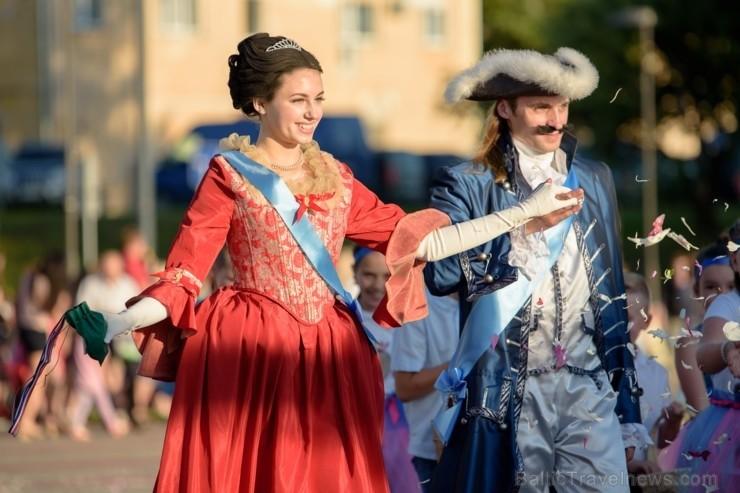 Rēzeknē 15. jūnijā rīkoja Martas balli, kas veltīta Latgales novadniecei Martai Skavronskai, kurai liktenis bija lēmis kļūt par cara Pētera I sievu un