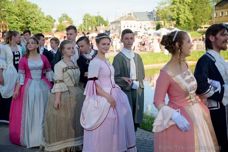 Rēzeknē15. jūnijā rīkoja Martas balli, kas veltīta Latgales novadniecei Martai Skavronskai, kurai liktenis bija lēmis kļūt par cara Pētera I sievu un