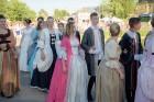 Rēzeknē15. jūnijā rīkoja Martas balli, kas veltīta Latgales novadniecei Martai Skavronskai, kurai liktenis bija lēmis kļūt par cara Pētera I sievu un  3