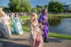 Rēzeknē15. jūnijā rīkoja Martas balli, kas veltīta Latgales novadniecei Martai Skavronskai, kurai liktenis bija lēmis kļūt par cara Pētera I sievu un  32