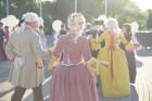 Rēzeknē15. jūnijā rīkoja Martas balli, kas veltīta Latgales novadniecei Martai Skavronskai, kurai liktenis bija lēmis kļūt par cara Pētera I sievu un  35
