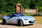 Travelnews.lv apceļo Latgali un Sēliju ar jauno rodsteru «Mazda MX-5» 1