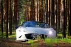 Travelnews.lv apceļo Latgali un Sēliju ar jauno rodsteru «Mazda MX-5» 4
