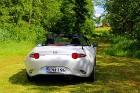 Travelnews.lv apceļo Latgali un Sēliju ar jauno rodsteru «Mazda MX-5» 6