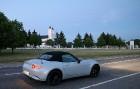 Travelnews.lv apceļo Latgali un Sēliju ar jauno rodsteru «Mazda MX-5» 13