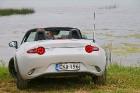 Travelnews.lv apceļo Latgali un Sēliju ar jauno rodsteru «Mazda MX-5» 30