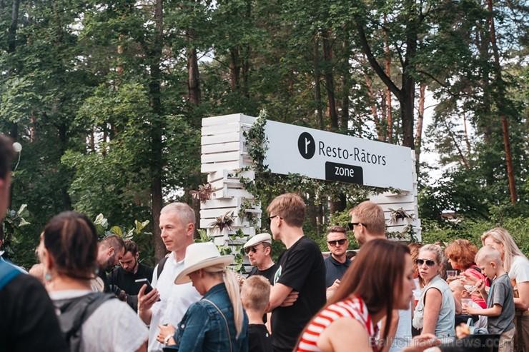 15.06.2019. Legend kvartāls Jūrmalā pārtapa krāšņā un gardā pasakā, ko organizēja Resto-Rātors restorānu grupa