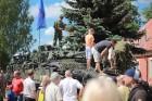 Cēsīs ar plašu pasākumu programmu 22.06.2019 svinēja Latvijas Uzvaras dienu, atceroties Cēsu kauju notikumus pirms 100 gadiem 2