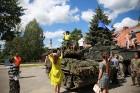 Cēsīs ar plašu pasākumu programmu 22.06.2019 svinēja Latvijas Uzvaras dienu, atceroties Cēsu kauju notikumus pirms 100 gadiem 12