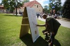 Cēsīs ar plašu pasākumu programmu 22.06.2019 svinēja Latvijas Uzvaras dienu, atceroties Cēsu kauju notikumus pirms 100 gadiem 23