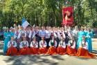 Hanzas dienās piedalījās 72 delegācijas no dažādām Eiropas valstu Hanzas pilsētām, kā arī 17 Krievijas Hanzas pilsētām, kuras visas ietilpst Hanzas pi 1