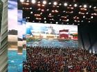Hanzas dienās piedalījās 72 delegācijas no dažādām Eiropas valstu Hanzas pilsētām, kā arī 17 Krievijas Hanzas pilsētām, kuras visas ietilpst Hanzas pi 3