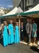 Hanzas dienās piedalījās 72 delegācijas no dažādām Eiropas valstu Hanzas pilsētām, kā arī 17 Krievijas Hanzas pilsētām, kuras visas ietilpst Hanzas pi 5