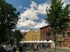 Hanzas dienās piedalījās 72 delegācijas no dažādām Eiropas valstu Hanzas pilsētām, kā arī 17 Krievijas Hanzas pilsētām, kuras visas ietilpst Hanzas pi 7