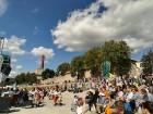 Hanzas dienās piedalījās 72 delegācijas no dažādām Eiropas valstu Hanzas pilsētām, kā arī 17 Krievijas Hanzas pilsētām, kuras visas ietilpst Hanzas pi 12