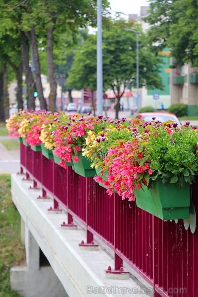 Travelnews.lv apmeklē Kurzemes sakoptāko ostas pilsētu Ventspili