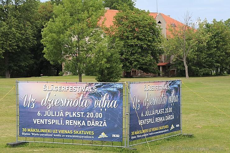 Travelnews.lv apmeklē Kurzemes sakoptāko ostas pilsētu Ventspili 258256
