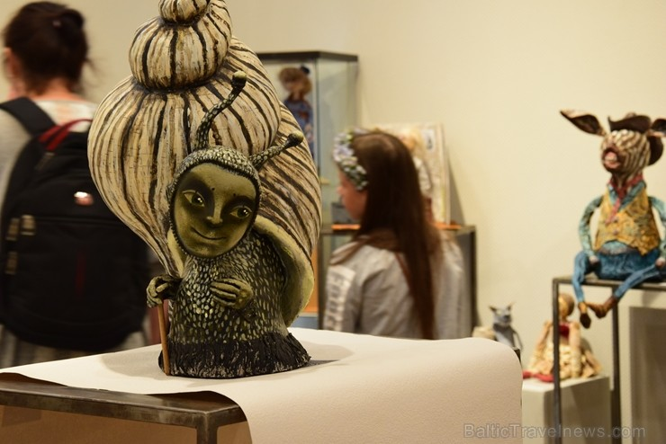 Daugavpilī notiekošā festivāla apmeklētājiem bija iespēja apskatīt unikālas izstādes un piedalīties daudzveidīgajās meistarklasēs