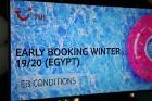 Tūroperators «TUI Latvija» iepazīstina Latvijas ceļojumu konsultantus ar Ēģiptes piedāvājumu 1