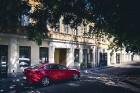 Vienam no kompaktās klases hečbekiem Mazda3 ir dvīņubrālis, kuru droši var saukt par vienu no skaistākajiem kompaktās klases sedaniem 7