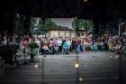 Mēnesi pirms festivāla Summertime sākuma, tā patronese Inese Galante dāvāja Rīgas klausītājiem bezmaksas koncertu Kalnciema kvartālā 2
