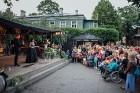 Mēnesi pirms festivāla Summertime sākuma, tā patronese Inese Galante dāvāja Rīgas klausītājiem bezmaksas koncertu Kalnciema kvartālā 4