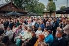 Mēnesi pirms festivāla Summertime sākuma, tā patronese Inese Galante dāvāja Rīgas klausītājiem bezmaksas koncertu Kalnciema kvartālā 5