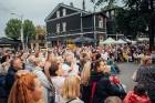 Mēnesi pirms festivāla Summertime sākuma, tā patronese Inese Galante dāvāja Rīgas klausītājiem bezmaksas koncertu Kalnciema kvartālā 9