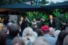 Mēnesi pirms festivāla Summertime sākuma, tā patronese Inese Galante dāvāja Rīgas klausītājiem bezmaksas koncertu Kalnciema kvartālā 16