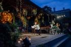 Mēnesi pirms festivāla Summertime sākuma, tā patronese Inese Galante dāvāja Rīgas klausītājiem bezmaksas koncertu Kalnciema kvartālā 18