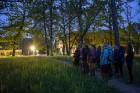Jau 10. gadu ar pārgājieniem Dundagas novada dabā un unikālajā kultūrvidē vasaras sākumā rīkoja Slīteres Ceļotāju dienas, savukārt Mājas kafejnīcu die 10