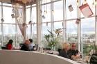 Panorāmas restorāns «Le Sommet» Pārdaugavā rīko Kokteiļkartes atklāšanas svētkus 5