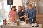 Panorāmas restorāns «Le Sommet» Pārdaugavā rīko Kokteiļkartes atklāšanas svētkus 46