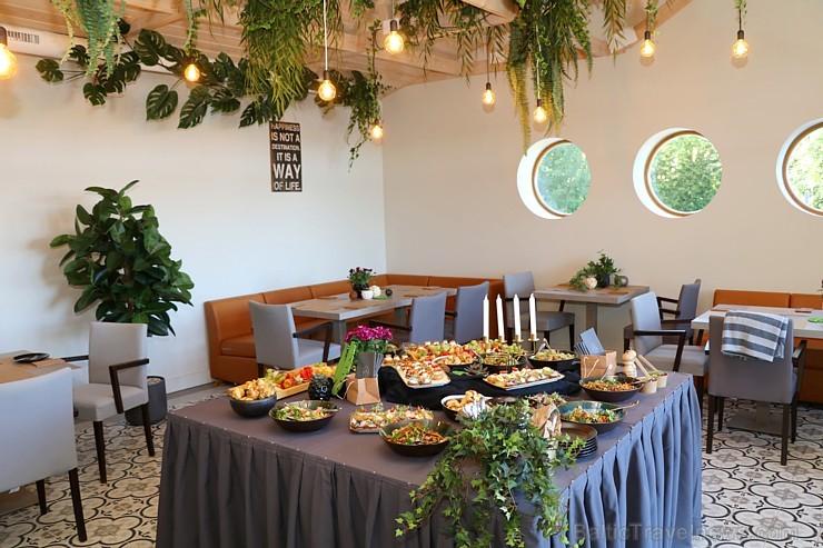Baltezera krastā ir atvērts jauns un perspektīvs restorāns «Lake House Resto»