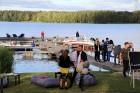 Baltezera krastā ir atvērts jauns un perspektīvs restorāns «Lake House Resto» 78