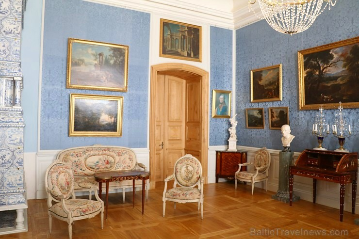 Travelnews.lv apmeklē Latvijas vienu no populārākajiem tūrisma objektiem - Rundāles pili