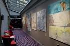 Viesnīca Rīgā ir izcila vieta jaunās mākslinieces Agates Bernānes personālās izstādes rīkošanai 2