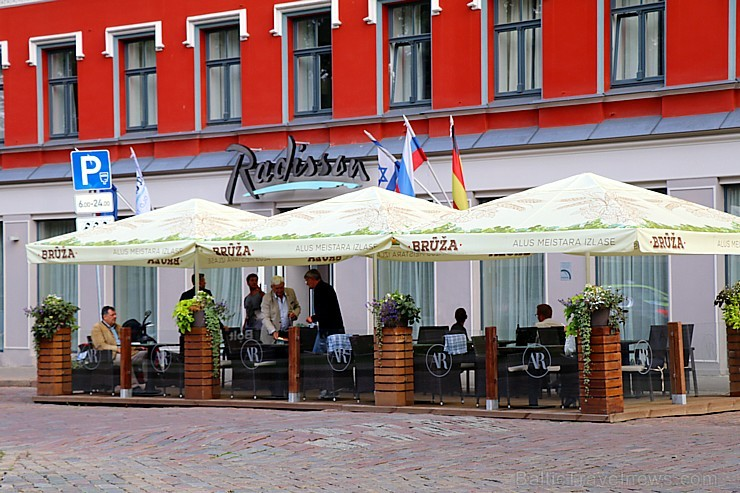 Skandināvu viesnīcu tīkls 11.07.2019 pirmo reizi oficiāli ienāk Vecrīgā ar «Radisson Old Town Riga»