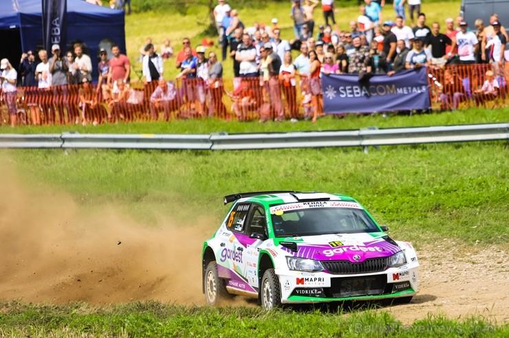 Piedāvājam interesantākos fotomirkļus no autorallija «Shell Helix Rally Estonia 2019». Foto: Gatis Smudzis 259204
