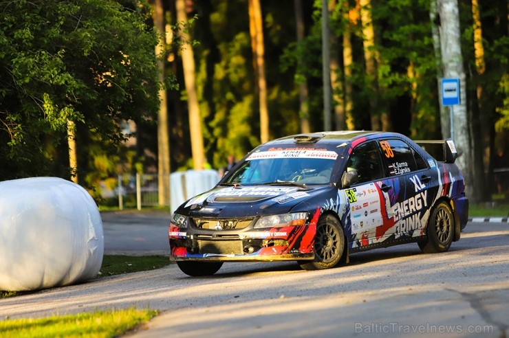 Piedāvājam interesantākos fotomirkļus no autorallija «Shell Helix Rally Estonia 2019». Foto: Gatis Smudzis