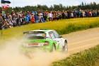Piedāvājam interesantākos fotomirkļus no autorallija «Shell Helix Rally Estonia 2019». Foto: Gatis Smudzis 6