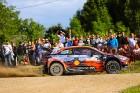 Piedāvājam interesantākos fotomirkļus no autorallija «Shell Helix Rally Estonia 2019». Foto: Gatis Smudzis 13