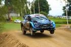 Piedāvājam interesantākos fotomirkļus no autorallija «Shell Helix Rally Estonia 2019». Foto: Gatis Smudzis 22