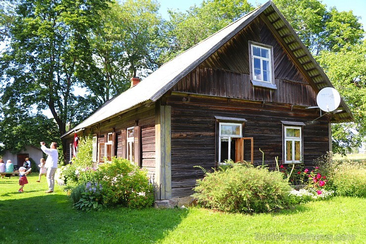 Travelnews.lv apmeklē Latgales tradicionālās kultūras centru «Latgaļu sāta» 259323