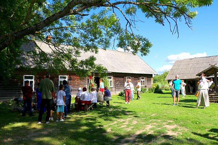 Travelnews.lv apmeklē Latgales tradicionālās kultūras centru «Latgaļu sāta»
